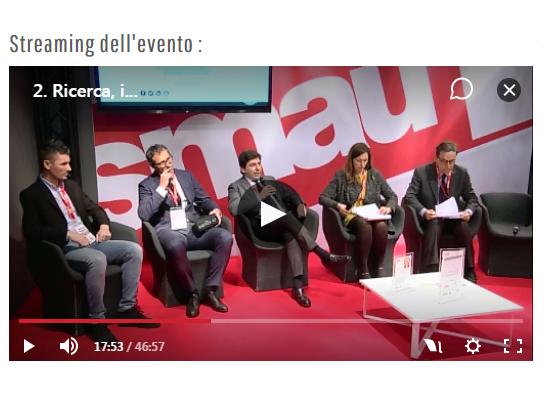 La Stazione Sperimentale allo Smau Live Show: Ricerca, innovazione e formazione a supporto del Made in Italy