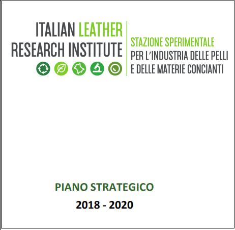 Il Piano Strategico 2018- 2020 della Stazione Sperimentale Pelli