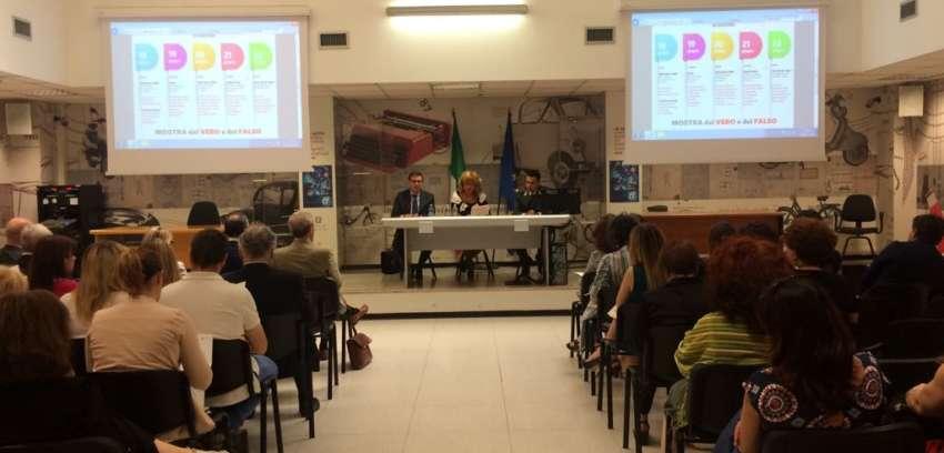 La Stazione Sperimentale a Roma per la Settimana Anticontraffazione
