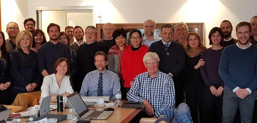 Il meeting CEN/TC 289 – IULTCS di settembre presso la SSIP