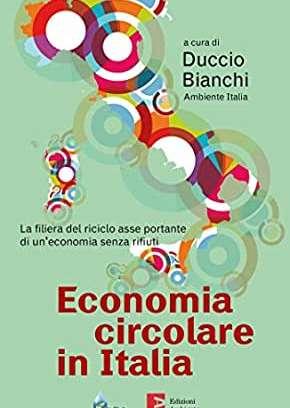 Libro sull'Economia circolare in Italia