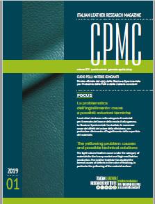 On line il nuovo numero di CPMC – Cuoio, Pelli e Materie Concianti