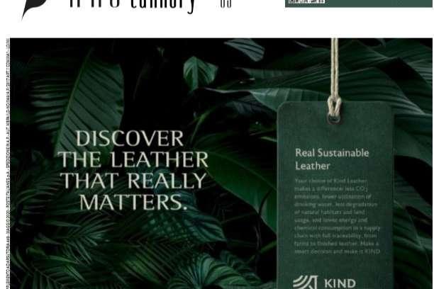 ARS tannery – edizione maggio 2020 sulla Sostenibilita'