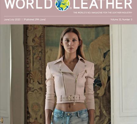 """La """"Tecnica calzaturiera"""" in un magazine"""