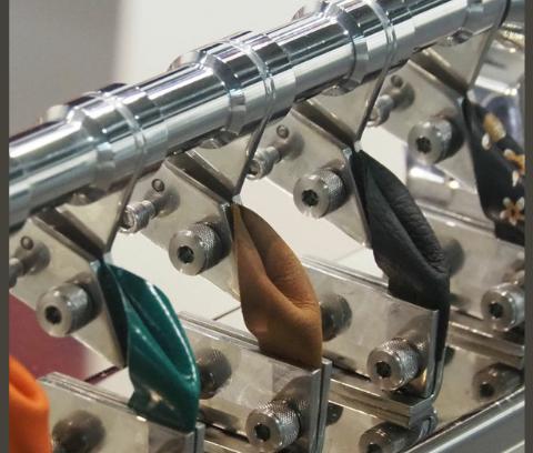 Flessione continua (ISO 5402-1): la Germania propone la sostituzione del flessimetro Bally